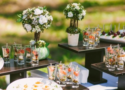 wedding catering facility