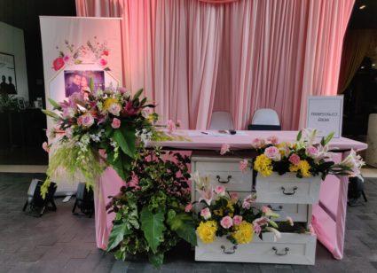 Wedding hospitality facility