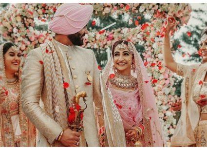 wedding couple in jaipur