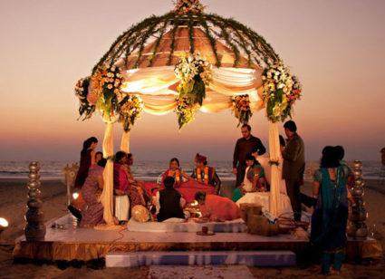 wedding pheras decoration in jaipur